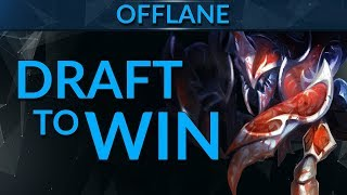 Drafting the BEST Offlaner! | Dota 2 Guide