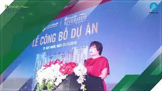 Lễ Công Bố Căn Hộ Ecolife Riverside - Chuẩn Xanh Quốc Tế Đầu Tiên Tại Quy Nhơn.