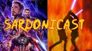 Sardonicast #33: Avengers: Endgame, Star Wars Prequels