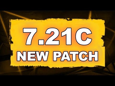 Dota 2 NEW 7.21 C UPDATE - Main Changes! thumbnail