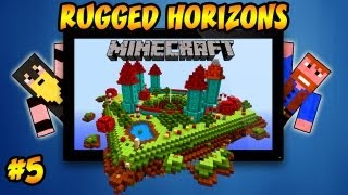 Minecraft: Rugged Horizons | Ep.5, Dumb and Dumber, Epic Dumber Death