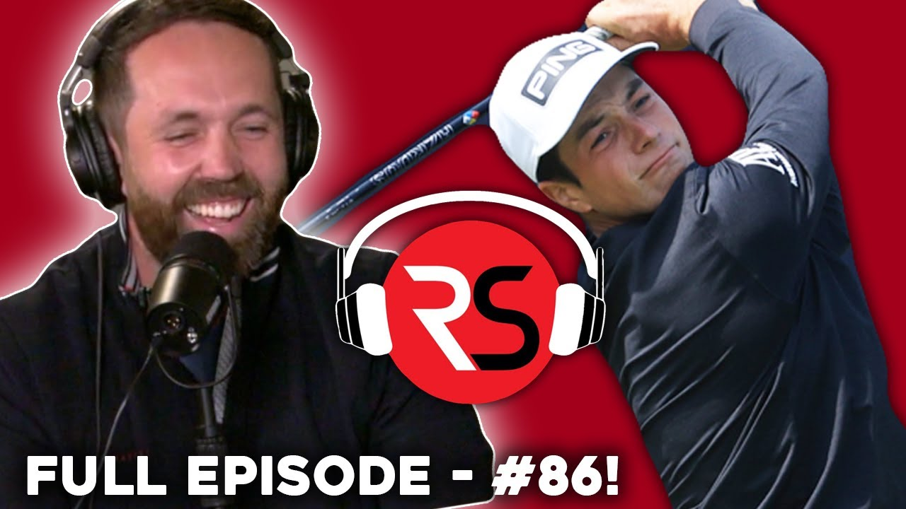 EP86 -  Viktor Hovland interview & who's going to win The Open?