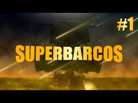 ¡BATALLA ÉPICA! -Superbarcos - Assassin's Creed - RAFITI