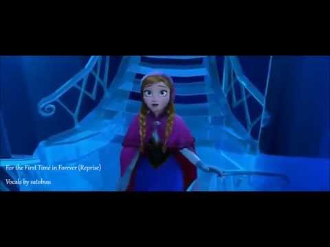 【satobuu】For the First Time in Forever - Disney's Frozen