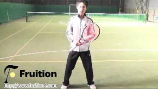 テニス 初心者 動画 レッスン スプリットステップ thumbnail