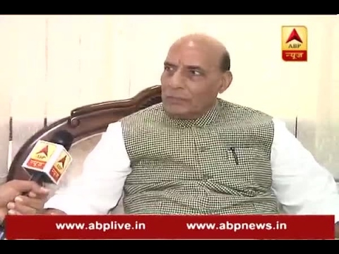 EXCLUSIVE: I won't campaign for son, says Rajnath Singh on 'Chunavi Yatra' to ABP News