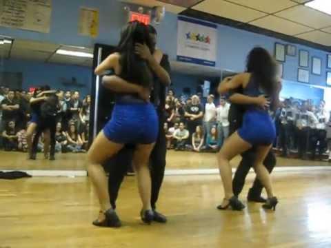 "Bachata & Merengue Fusion Dance ""Bachatarengue"" (LFX Original 2007)"