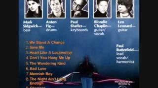Paul Butterfield - Heart like a locomotive