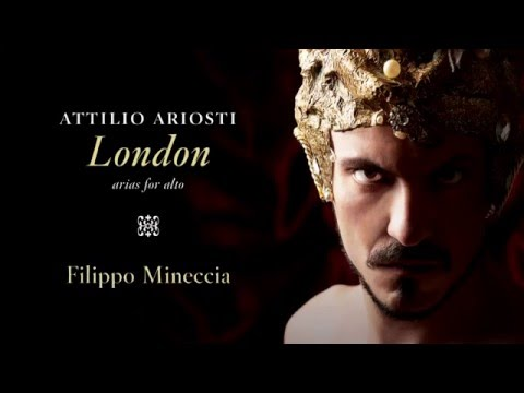 Attilio Ariosti: London - Filippo Mineccia, countertenor - Ensemble Odyssee