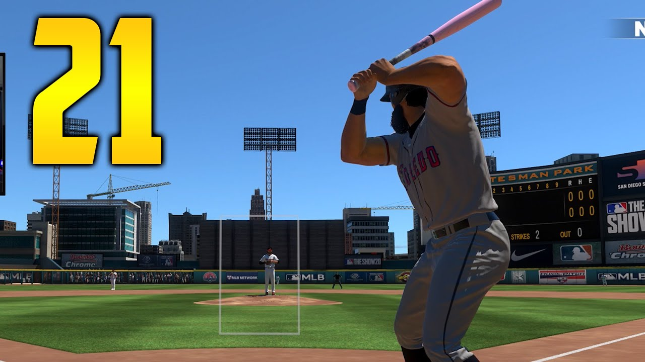 MLB The Show 20 - Road to the Show - Part 21