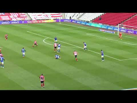 Sunderland Charlton Goals And Highlights