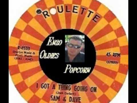 Enzo Soul Popcorn-SAM & DAVE-I GOT A THING GOING ON - (ROULETTE) mp3