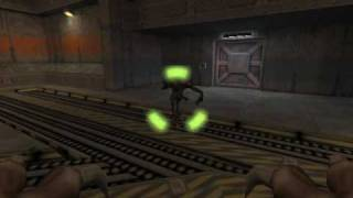 Half-Life: Decay PC Port - Xen Attacks