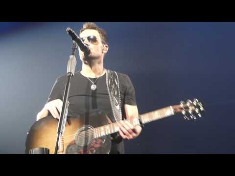 "Eric Church ""Talladega"" Live @ Barclay's Center"