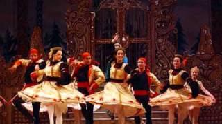 The Nutcracker Ballet (Tchaikovsky) - Act II: III. Divertissement: I. Spanish Dance (Chocolate)