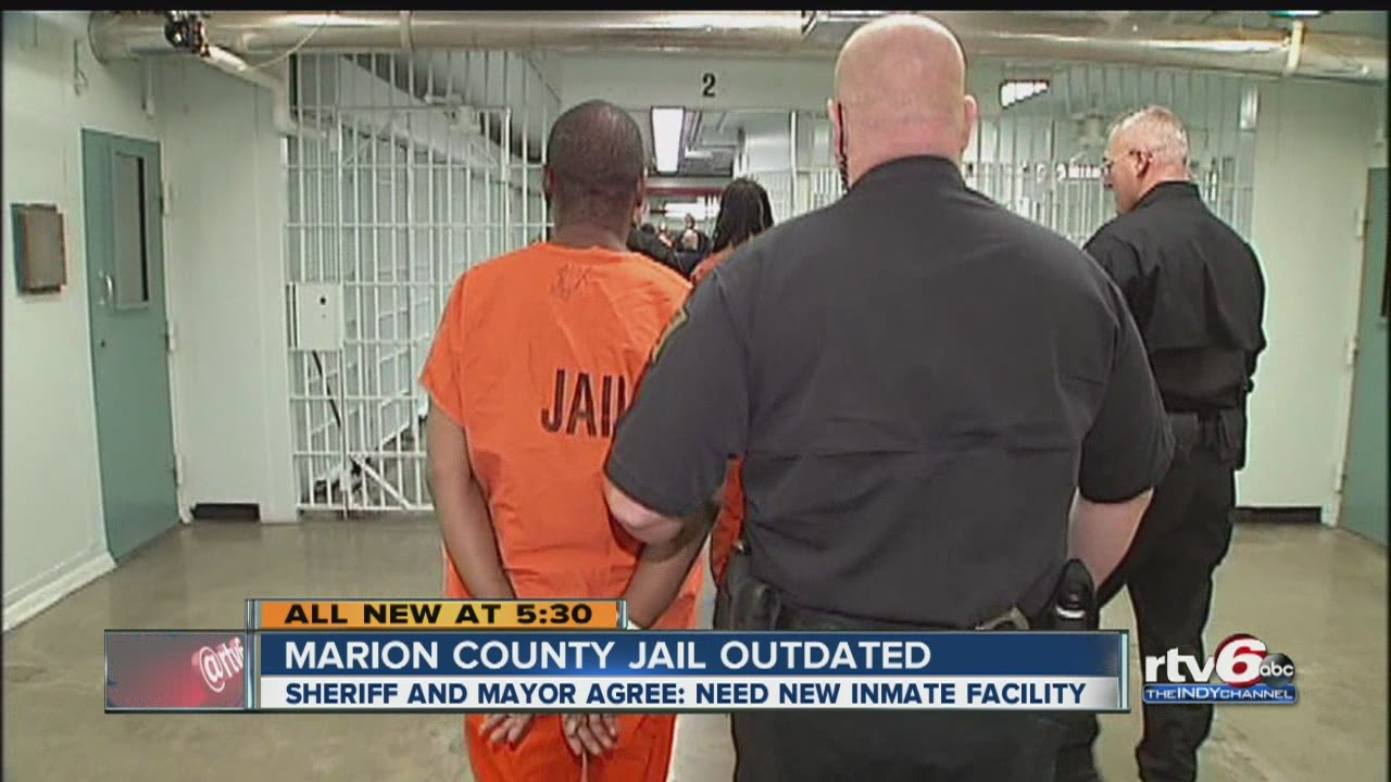 Marion County sheriff and Indianapolis mayor agree new jail is needed