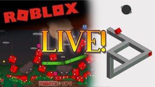 Steam & Roblox Games Live!