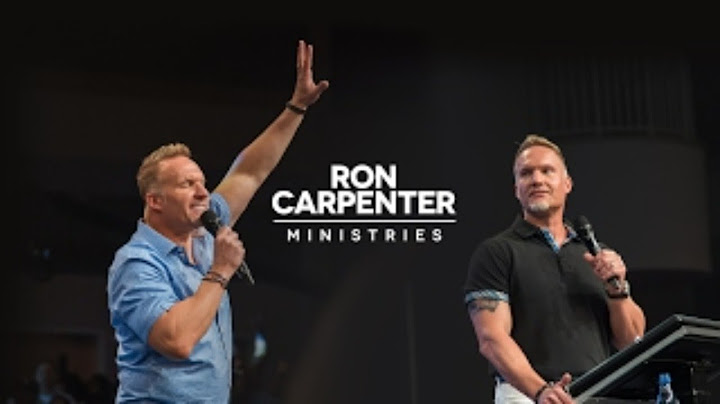 ron carpenter  together from redemption in san jose ca