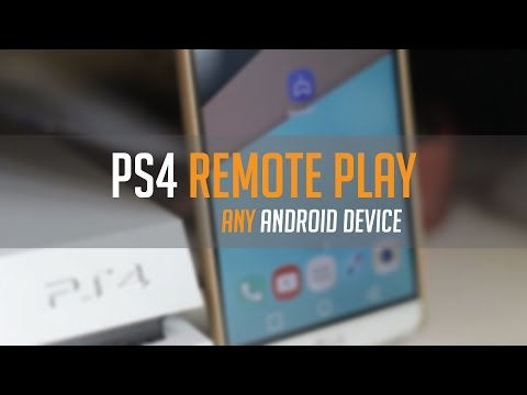 How to use PS4 Remote Play on ANY Android Phone/Tablet (No Root)