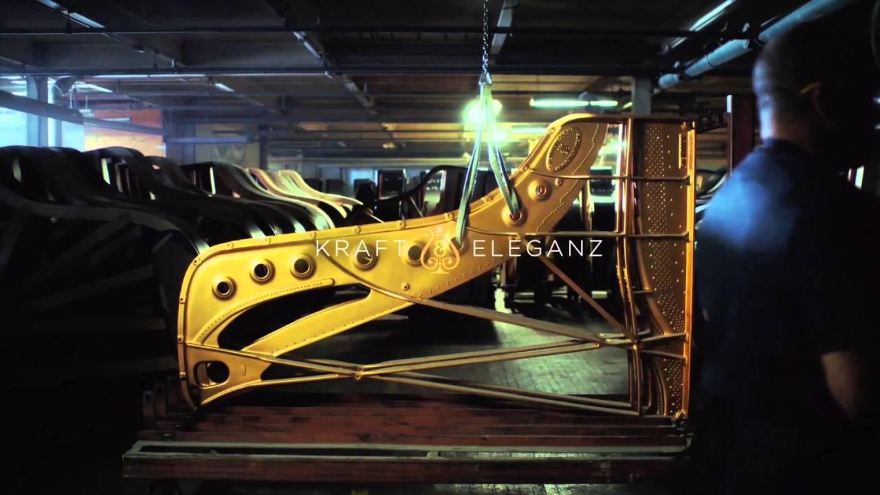 Steinway & Sons - Präzision & Leidenschaft