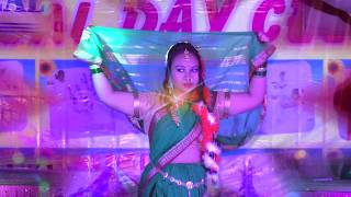 Din din Diwali dance from class 8th Pujita & group pre. by Pathak mam  [Annual function-2017]