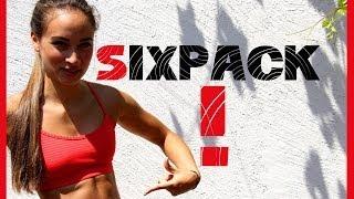 Sixpack Workout - Beste Übungen für einen flachen Waschbrett - Bauch | schlanke Taille