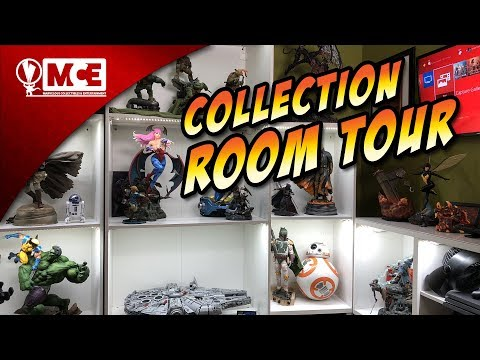 Statue Collection Room Tour Featuring Star Wars, Sideshow, Prime 1, FUNKO and More!