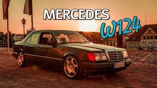 Stahlwerkz - Mercedes W124 I abgelegt I Der Rost muss weg