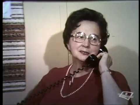 Bonjour aujourd'hui (Ville de Mont-Royal) - 1977,  Radio-Québec - Daily Hello (Town of Mount Royal)
