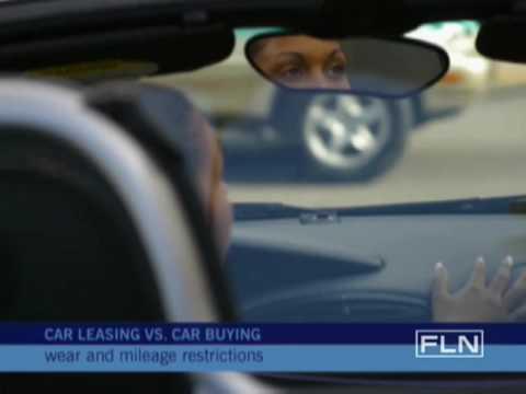 Car Leasing vs. Car Buying-Fine Living