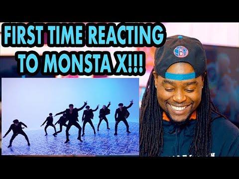 MONSTA X | BEAUTIFUL | FIRST TIME REACTING TO MONSTA X | [MV] 몬스타엑스| 아름다워