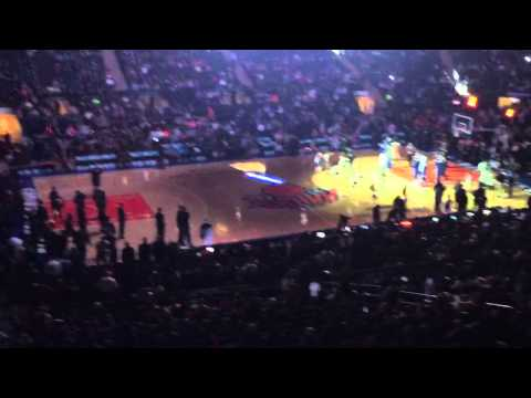 New York Knicks 2014 - 2015 Intro (vs. Charlotte Hornets)