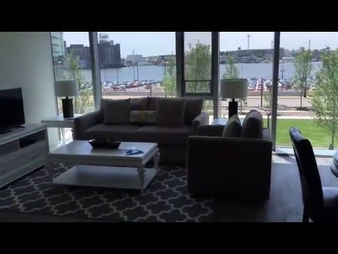 Beautiful Baltimore Waterview Furnished Apartment