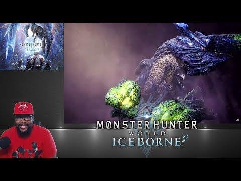 reaction-monster-hunter-world-iceborne-gamescom-2019-trailer