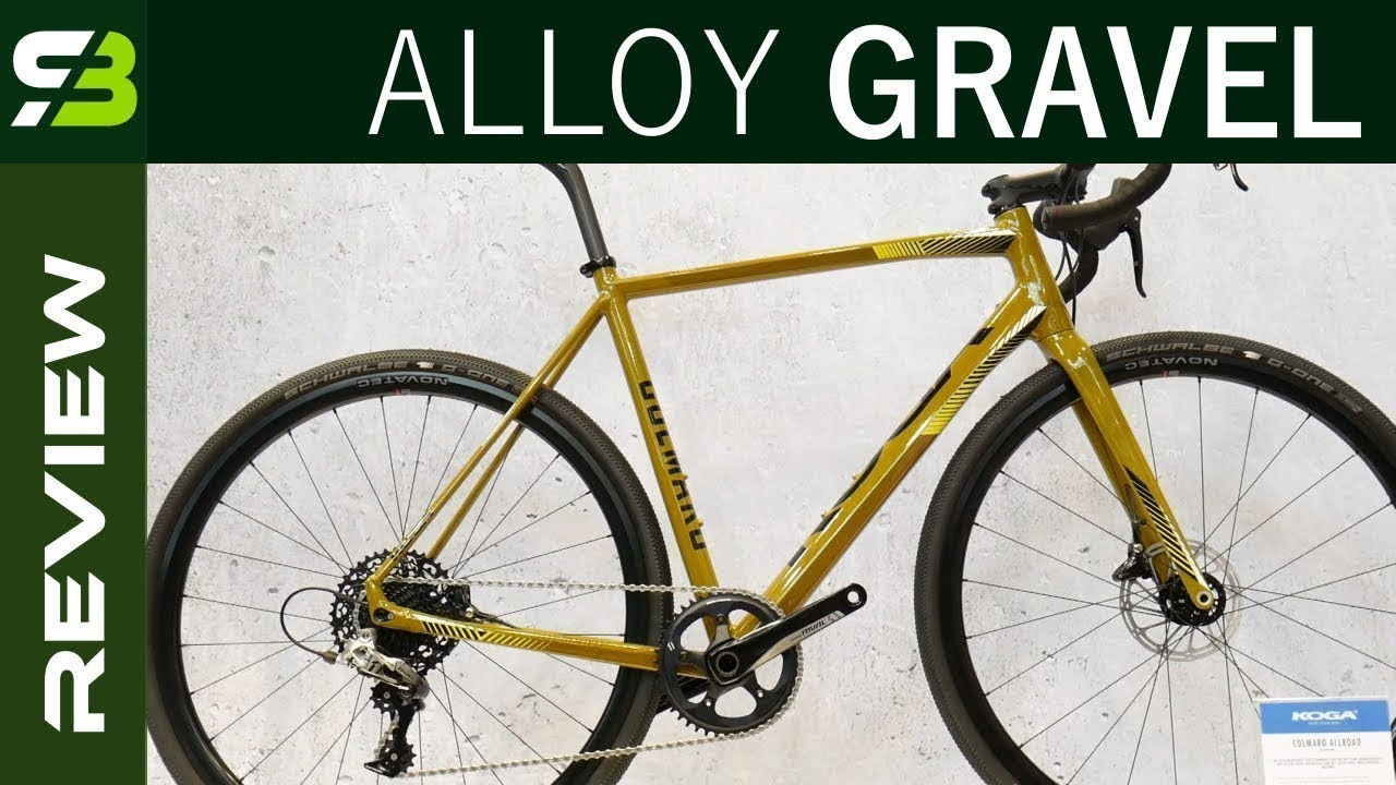2018 Top Aluminium, Budget Gravel Bikes On Shimano Claris, Tiagra and 105  Components