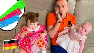 Boo Boo | Deutsche Kinderlieder | Five Kids