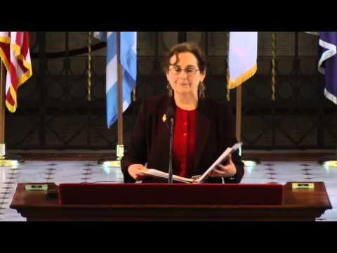 Phi Beta Kappa/Society of the Cincinnati Convocation featuring Lucinda Roy