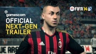 FIFA 14 Xbox One & PS4 Gameplay Trailer - Living Worlds