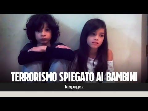 Gli effetti del terrorismo sui bambini