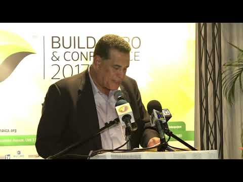 His Worship the Mayor Homer Davis on Build Expo and Conference