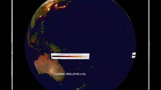 Global Nitrogen Dioxide from the Ozone Monitoring Instrument (OMI) on NASA Aura satellite