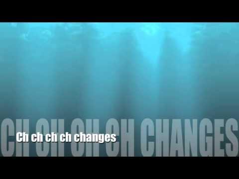 Changes David Bowie- lyrics with original mp3