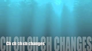 Changes David Bowie- lyrics with original mp3