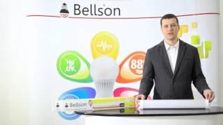 Накладной светодиодный светильник Bellson Plazma 40W(Потолочный накладной led светильник Bellson представляет собой аналог люминесцентному светильнику 2х36. http://ledonl..., 2016-01-14T12:27:33.000Z)