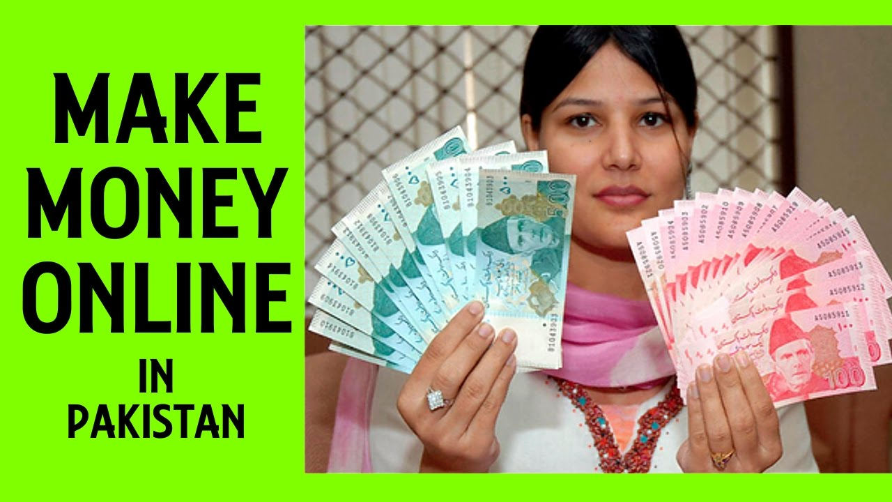 Make Money Online Without Investment In Pakistan - YouTube