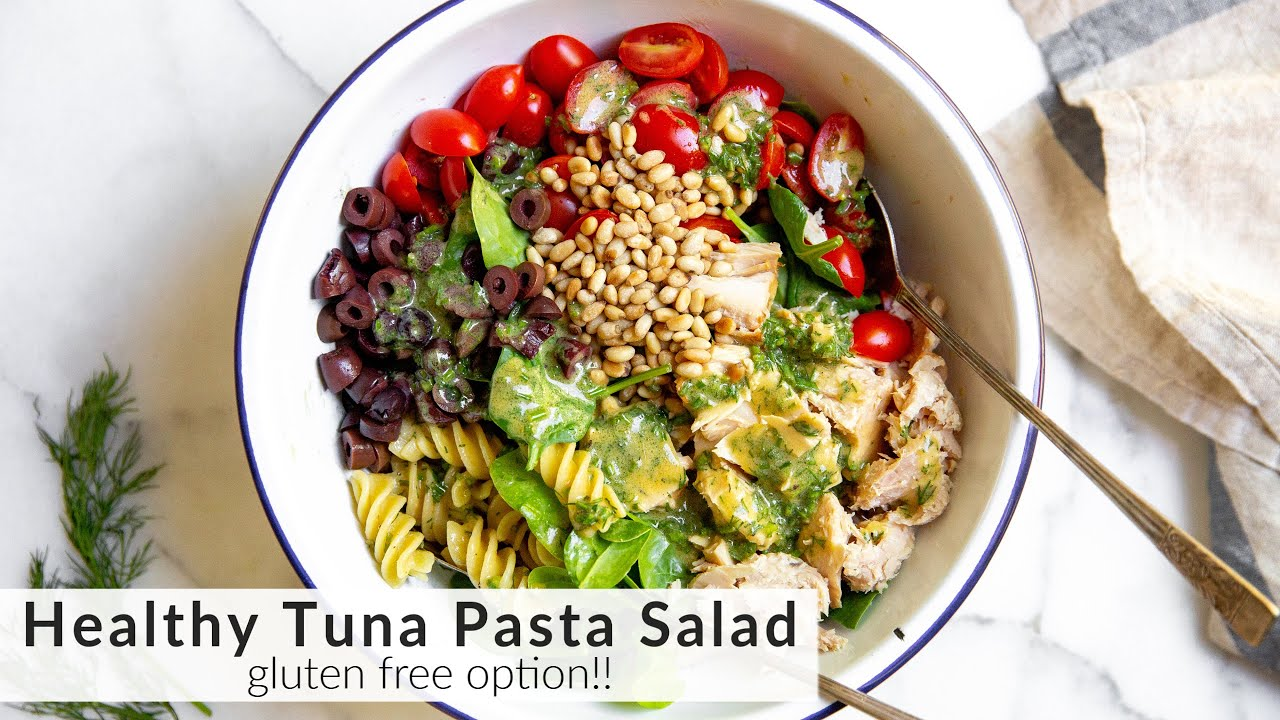 Tuna Salad Recipe Gluten Free