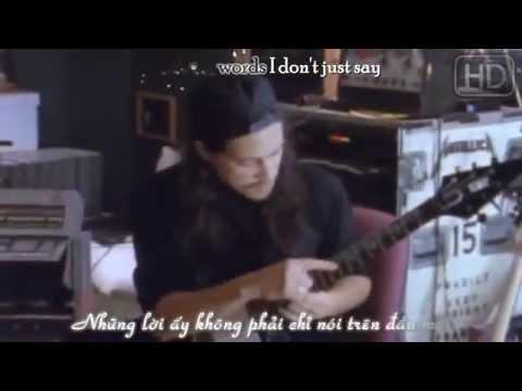 [Vietsub + Kara] Nothing Else Matters - Metallica