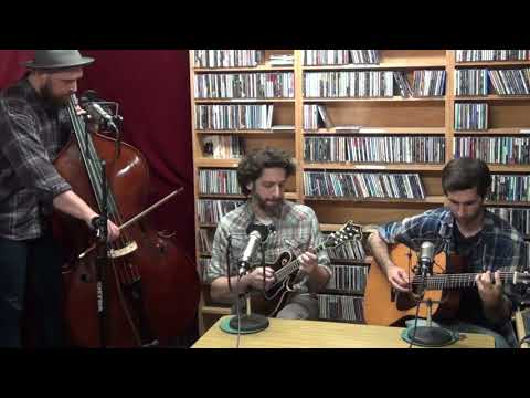 The Andrew Collins Trio - Rest/And It Was Good - WLRN Folk Music Radio