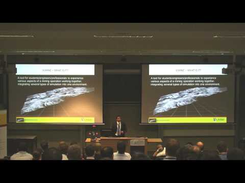 07. Virtual Mine - An innovative Simulation Technique for Novel Mining Systems - Serkan Saydam