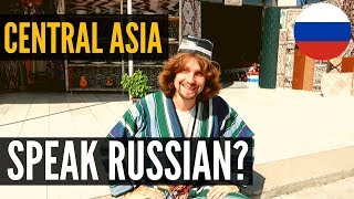 Russian Language in Central Asia (Russian for travelling)